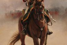 Napoleonic Wars /  I have been interested in the Napoleonic period since I was a kid .   / by Stuart Charlton