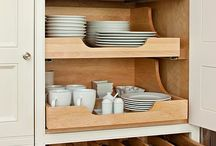 Kitchen Storage / by HouseOrganized
