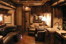 Outlaw Conversions / Outlaw Conversions custom living quarters, horse trailer premier interiors. outlawconversions.com