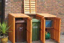 DIY und Selbermachen / Mülltonnen