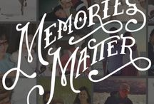 Memories Matter / Memories are made, to be enjoyed. Legacybox was founded on the conviction to restore – to revalue to what has been devalued. We are led by the desire to find simple, technology and design-driven ways to reconnect people with things that matter most, but that are being lost.