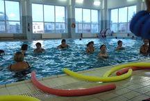 Zajęcia aqua fitness- wrzesień 2013 r. / Ruszyły zajęcia gimnastyki w wodzie! :)