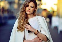 Kristina Bazan fashion blogger looks