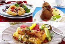 veggie weihnacht / vegetarisch & glutenfrei