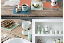 Tableware & Cookware / Vajillas y Utensilios de cocina
