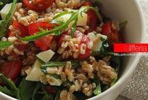 insalate farro/orzo
