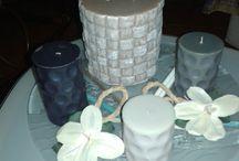 composizioni con candele
