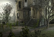 Signs Your House Is Haunted / by Thomas Byers