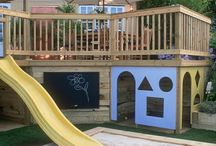 Children's Outdoor Fun / by Marcy Bishir