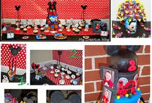 Mickey party / by Grace Owens Undercoffer
