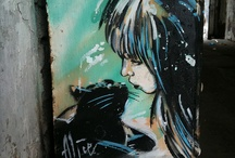 street art. alice pasquini