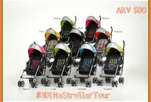 #3DliteStrollerTour / Follow us through some of the best strolling cities in North America starting in our home city of Rhode Island on June 16th and going to 11 other cities under July 6th! You will have a total of 26 chances to win your very own 3D lite Convenience Stroller! / by Summer Infant
