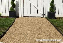 New fence remodel winter 2015