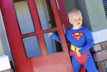 Superhero party ideas Mikey 4!!