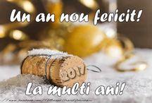 Felicitari de Anul Nou 2017 / Se apropie anul nou sau deja am trecut in noul an. Acum este momentul sa transmitem felicitari de anul nou/revelion pentru rude, prieteni, colegii de serviciu sau pentru diverse persoane care merita respectul nostru.
