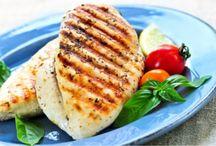 Greek Marinated Grilled Chicken Recipe