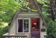 aframe awesomeness/tiny house terrificness