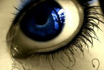 eyes / the window to the soul / by Anita Morena