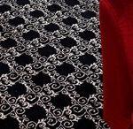 Black and ebony carpets / Its all black