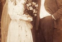 Vintage Wedding photos / by Bri G