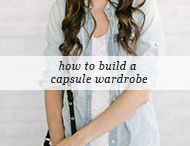 Capsule Wardrobe / by EK Hoover