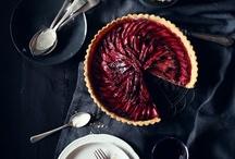 Piiraat / Pies / Herkullisia makeita piiraita - Delicious sweet pies.