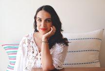 i n s p i r e / Profiles of inspiring people on #RipAndTan / by Jenni Kayne