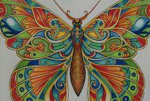 Johanna Basford Inspirational colour