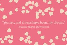 quotes / Nicholas Sparks  books and movies LOVE