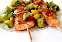 Healthy grill recipes / Yes, I've just bought a George and I intend to use it!