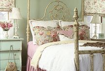 Vintage Decor / Sweet vintage ideas of how to decorate your home