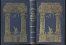 Books I Dream About / Books I Dream About!!! Decorative Embossed & Gilt Cloth Bookbindings from the 19th to the Early-20th Centuries. Truly Beautiful Books!!! / by Jonathan B. Pons