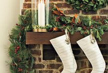 Christmas! / ideas for Christmas decorating... / by The Bungalow Baker (Elizabeth Poirrier)