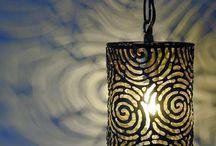 Lampiony / lampiony recyclingowe