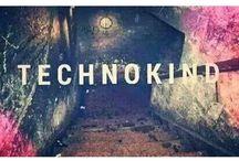 Techno, Music, Rave♡