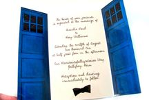 Nerdy Weddings / Because one day I will have one.