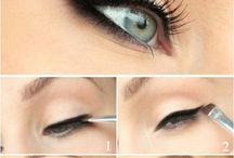 make up and beauty