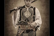 Culture - Traditional Greek costumes / Traditional and Revolutionary Greek costumes