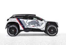 Peugeot 3008 DKR / Team Peugeot Total and Red Bull have revealed the new PEUGEOT 3008 DKR. Discover it ! #Rallye #Dakar2017 #dreamteam