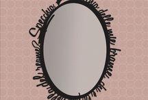 Mirror mirror / Lamidea Mirrors