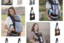Beco Soleil Bolso Carry All / Bolso Carry All, para llevar todo lo necesario para tu bebé con las manos libres, pues puede unirse a la mochila (y también llevarlo por separado)