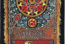 zodiac - capricorn / by Magnolias West