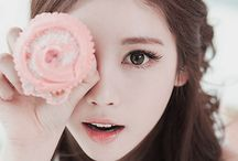 Ulzzang makeup / by Sephie Rojas