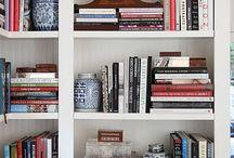 Jeg elsker bokhyller!