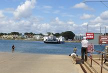 Swanage & Studland / Swanage to Bournemouth Cable Link Ferry and Studland.
