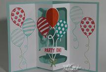 Stampin' Up! Balloon Adventures
