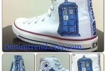 The TARDIS is timeless. / The TARDIS