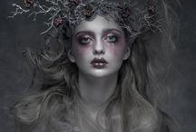 Dark beauty & fairytale