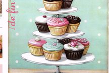 ciasteczka cupcake