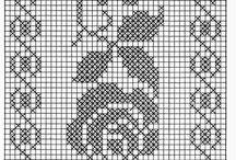 Kanaviçe desenleri